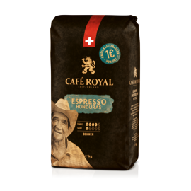 Cafe Royal Espresso Honduras 1kg.
