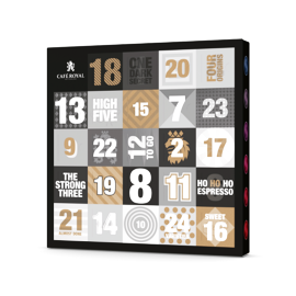 Cafe Royal Advent Calendar 24buc. de capsule