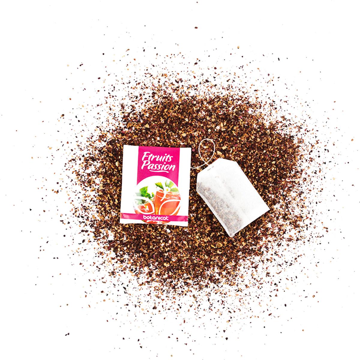 Seria Catering Botanical ceai Pasiune de fructe - 100 buc. de plicuri