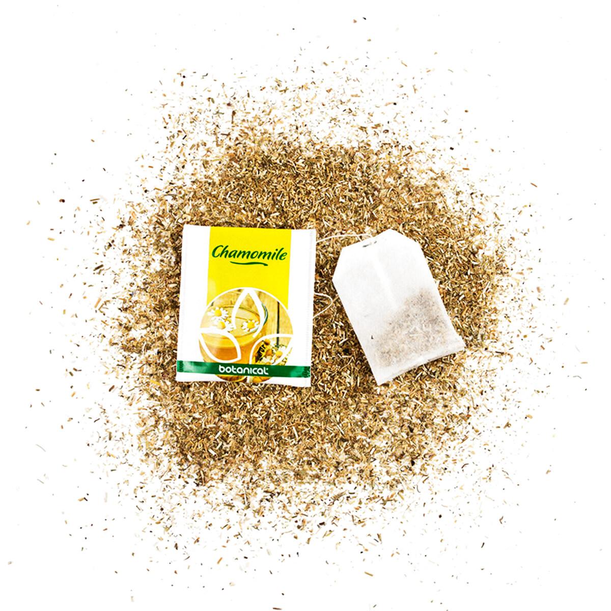 Seria Catering Botanical ceai de mușețel,- 100 buc. de plicuri